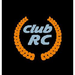 Le sticker Adhérent Club RC