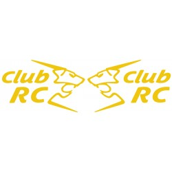 Le sticker lions Club RC...