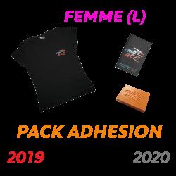 Adhésion Femme : T-shirt...