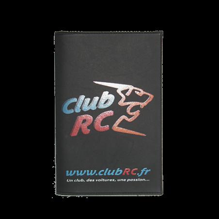 L'étui de carte-grise Club RC