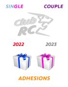 Adhésions CLUB RC