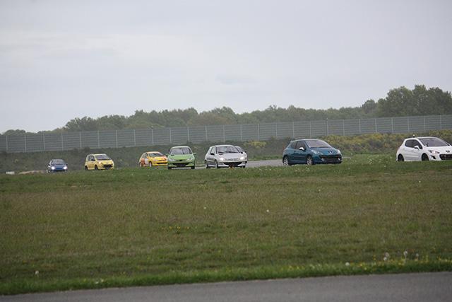 Sortie Circuit Club RC du Bourbonnais